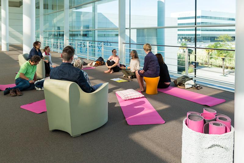 Journée Sommeil Santé - Atelier Yoga Méditation