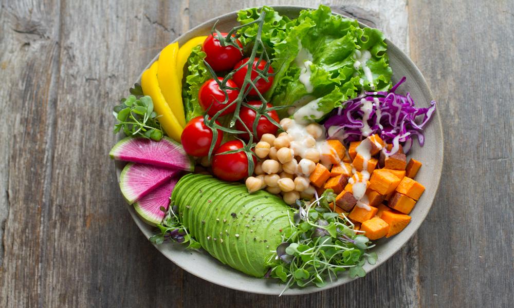 Recettes Santé de l'été - Salade