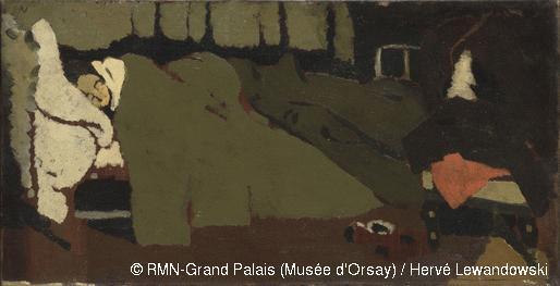 Le sommeil - Edouard Vuillard
