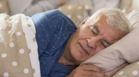 Le sommeil des séniors