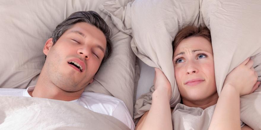Les apnées du sommeil de l'adulte