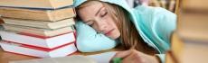 Conseil Sommeil Santé pour réviser le BAC