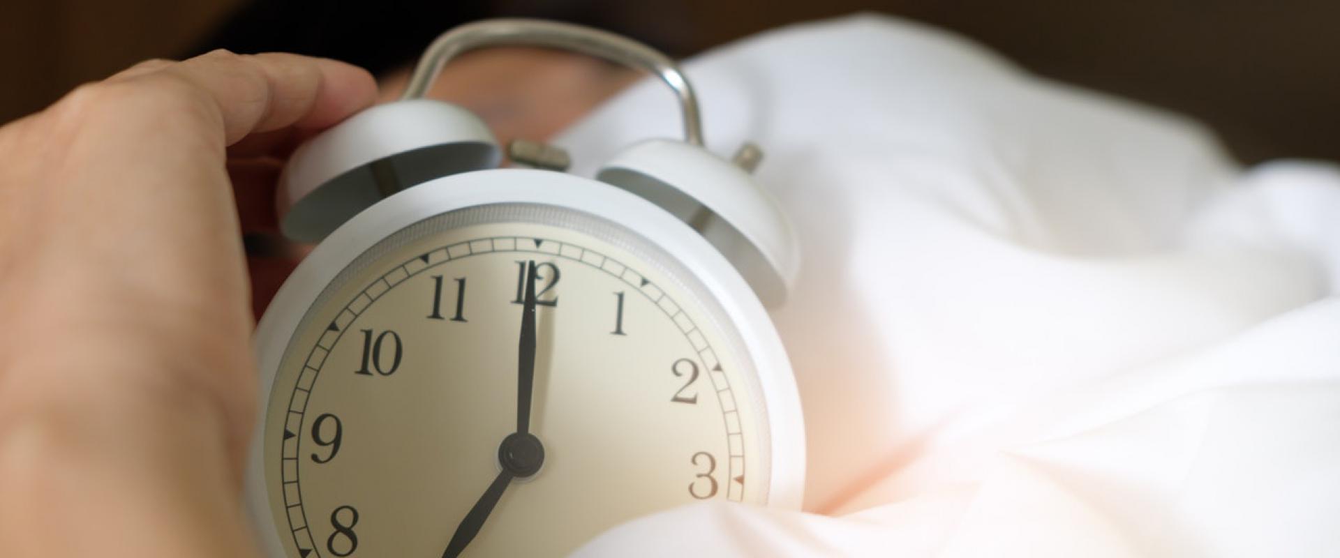 Agenda du sommeil