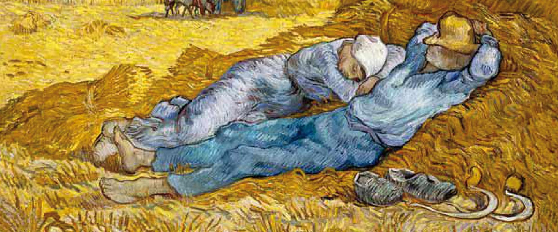 Les peintres et le sommeil