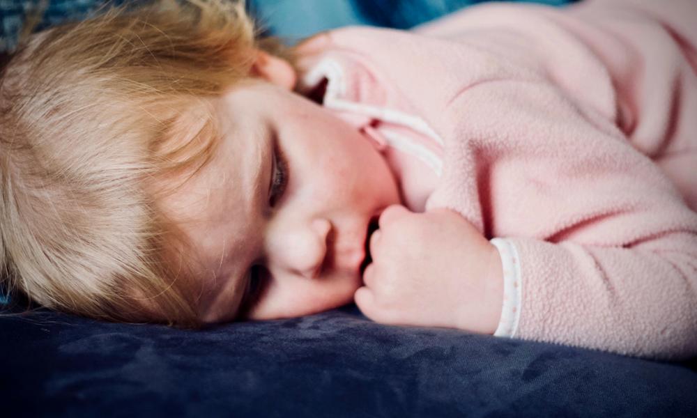 Troubles du sommeil chez l'enfant